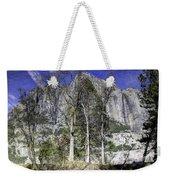 Yosemite Reflection Weekender Tote Bag