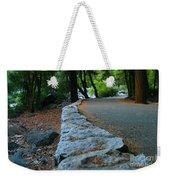 Yosemite Walk Way Weekender Tote Bag