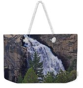 Yosemite Waterfall Weekender Tote Bag