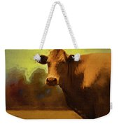 You Can Not Cow Me Weekender Tote Bag