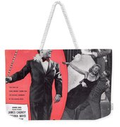 You Love Me Weekender Tote Bag by Mel Thompson