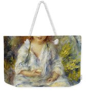 Young Algerian Girl Weekender Tote Bag