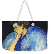 Young Billie Holiday Weekender Tote Bag