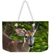 Young Buck 2 Weekender Tote Bag
