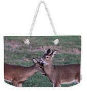 Young Bucks Weekender Tote Bag