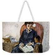 Young Frederick Douglass Weekender Tote Bag by Granger