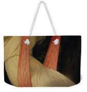 Young Girl On A Swing Weekender Tote Bag by Hippolyte Delaroche