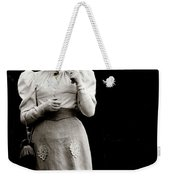 Young  Lady Shady Weekender Tote Bag