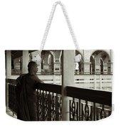 Young Monks In Mandalay Hill Weekender Tote Bag