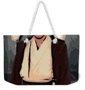 Young Obi Wan Kenobi Weekender Tote Bag