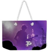 Young The Giant At Stubbs. Weekender Tote Bag