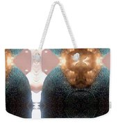 Your Attention Please Weekender Tote Bag