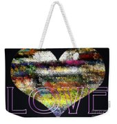 Your Heart Is My Pinata Weekender Tote Bag