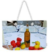Your Table Is Ready 2 Weekender Tote Bag