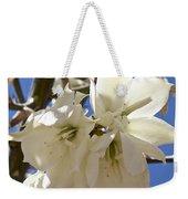 Yucca Flowers Weekender Tote Bag