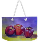 Yummy Apples Weekender Tote Bag
