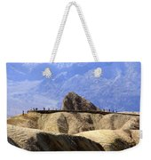 Zabriske Point Weekender Tote Bag