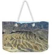 Zabriskie Point Weekender Tote Bag
