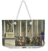 Z.taylor: Inauguration Weekender Tote Bag by Granger