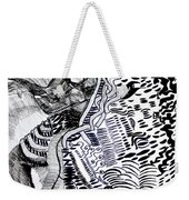 Zulu Dance - South Africa Weekender Tote Bag