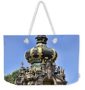 Zwinger Palace Crown Gate Weekender Tote Bag