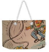 A Child's Play Time Weekender Tote Bag