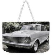 1963 Chevy Nova II Weekender Tote Bag