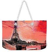 # 9 Paris France Weekender Tote Bag