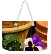 A Thought Weekender Tote Bag
