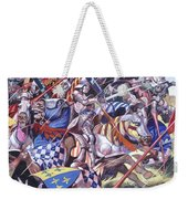 Agincourt The Impossible Victory 25 October 1415 Weekender Tote Bag