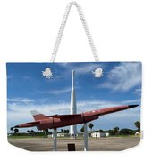 Air Force Museum At Cape Canaveral  Weekender Tote Bag