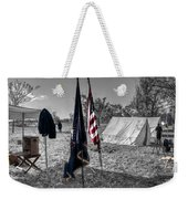 Battle Of Honey Springs V15 Weekender Tote Bag