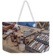 Battle Of Honey Springs V4 Weekender Tote Bag
