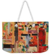 Be A Good Friend To Those Who Fear G-d Weekender Tote Bag