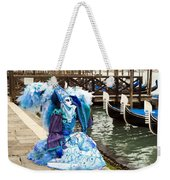 Blue Angel 2015 Carnevale Di Venezia Italia Weekender Tote Bag