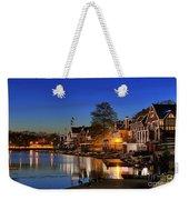 Boathouse Row  Weekender Tote Bag