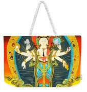 Bodhisattva Of Compassion Weekender Tote Bag