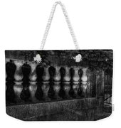 Columns And Pine Weekender Tote Bag