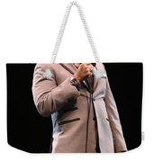 Comedian D.l. Hughley Weekender Tote Bag