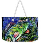 Dear Lord  Please Let Me Catch A Fish Weekender Tote Bag