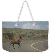 Deer 1 Weekender Tote Bag
