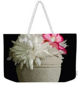 Desert Rose   Chrysanthemum And Adenium Obesum Weekender Tote Bag