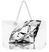 Diamond Weekender Tote Bag by Setsiri Silapasuwanchai