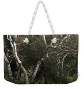 Dv Creek Trees Weekender Tote Bag