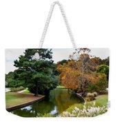 East Canal Weekender Tote Bag