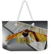 Eastern Amber Dragonfly 3d Weekender Tote Bag