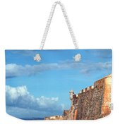 El Morro Fortress Rainbow Weekender Tote Bag