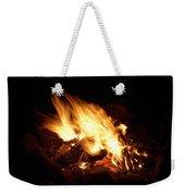 Fire 2 Weekender Tote Bag