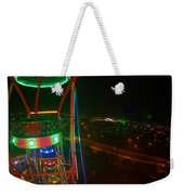 Holiday World 5 Weekender Tote Bag