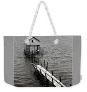 Indian River Pier Weekender Tote Bag